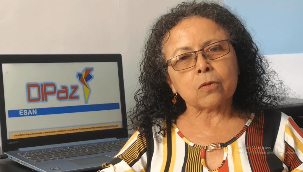 Claridad Castellanos esan Video | Conoce la ESAN de la mano de Claridad Castellanos