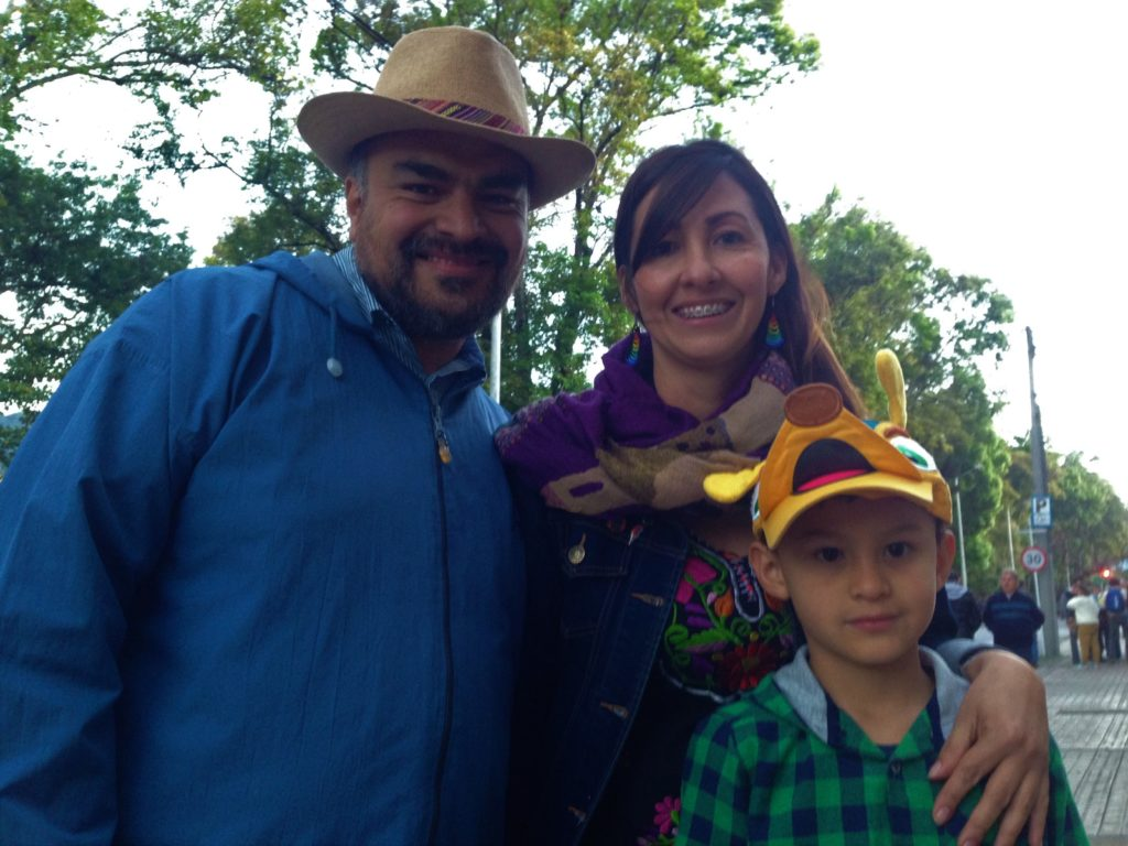 IMG 2297 2 OPINIÓN : Fe caminante en el paro nacional de Colombia