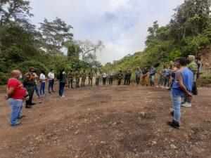 Siembra Ruta de la reconciliación en el Caribe colombiano: Crónica Pastoral