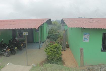 Los Monos casas 1 Aguacate hass, porcicultura, piscicultura y ganadería son las apuestas productivas del AETCR de Los Monos, en el Cauca