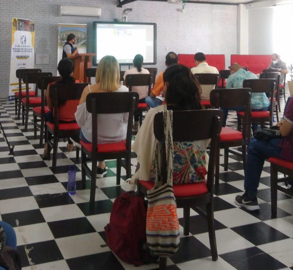 Barranquilla seminario dia2 1 Concluye con éxito el II seminario Internacional sobre Reconciliación, Noviolencia y Desarrollo Sostenible para la paz de Colombia